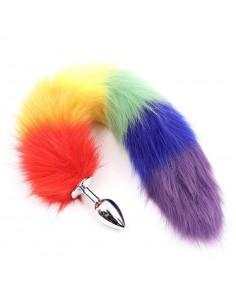 Coda Arcobaleno Multicolor...