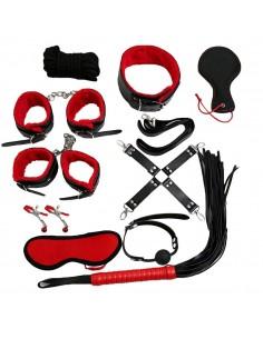 Kit Bondage BDSM 10 pezzi...