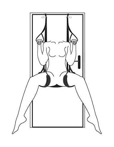 Altalena Erotica per Porta con...